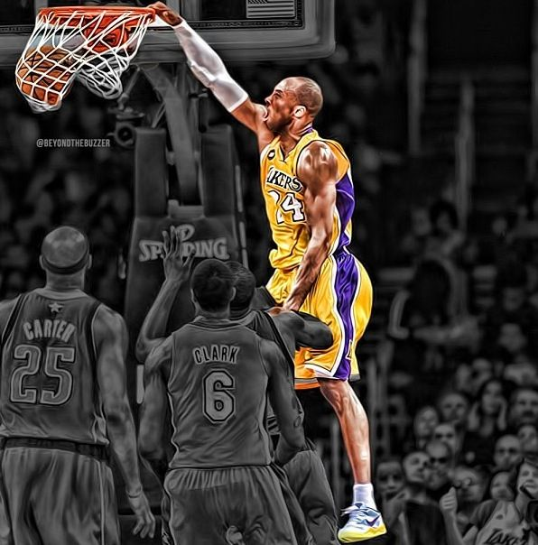 Knight Basketball Player Wallpaper: Kobe Bryant Dunks - Google Search