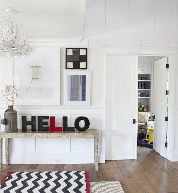 Interior Décor With A Fun, Youthful Twist Best Describes Local Interior  Designer Raili Clasen.