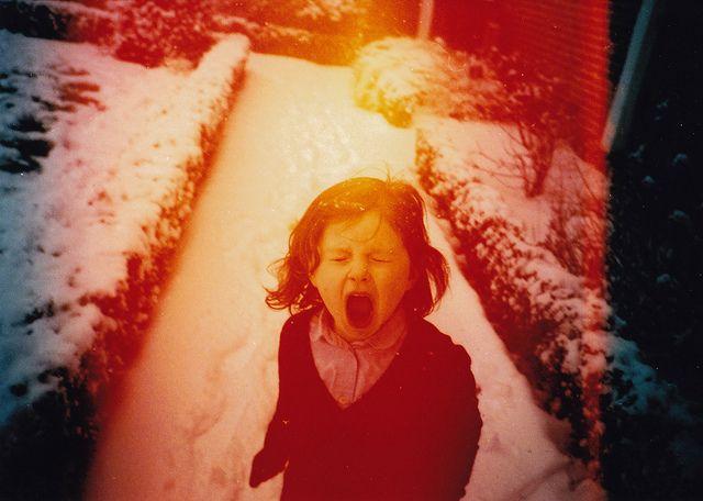 scream at me by Flo Morrissey, via Flickr