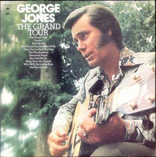 George Jones at age 43 (1974)