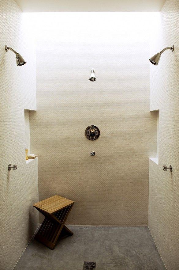 Designer Crush: Alexander Design | Pinterest | Double shower ...