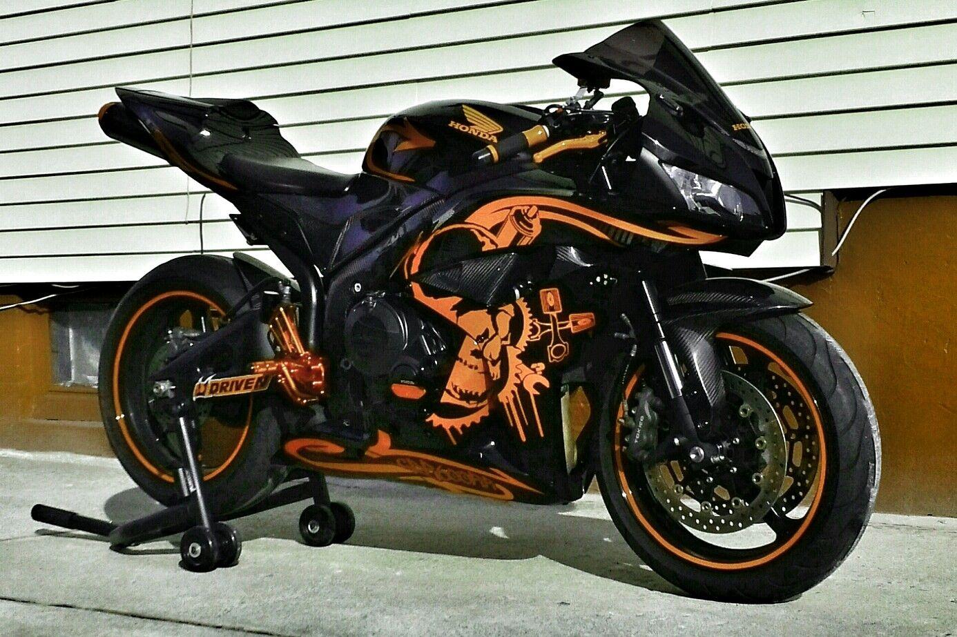 2008 cbr600rr graffiti edition specs