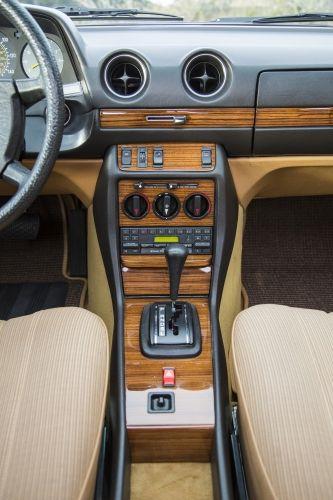 Mercedes Motoring 1984 230ce Gasoline Coupe Mercedes Benz