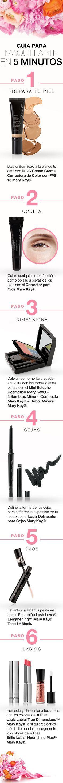 Maquillaje Y Productos Para El Cuidado Cosméticos Mary Kay Maquillaje En 5 Minutos Maquillaje De Belleza
