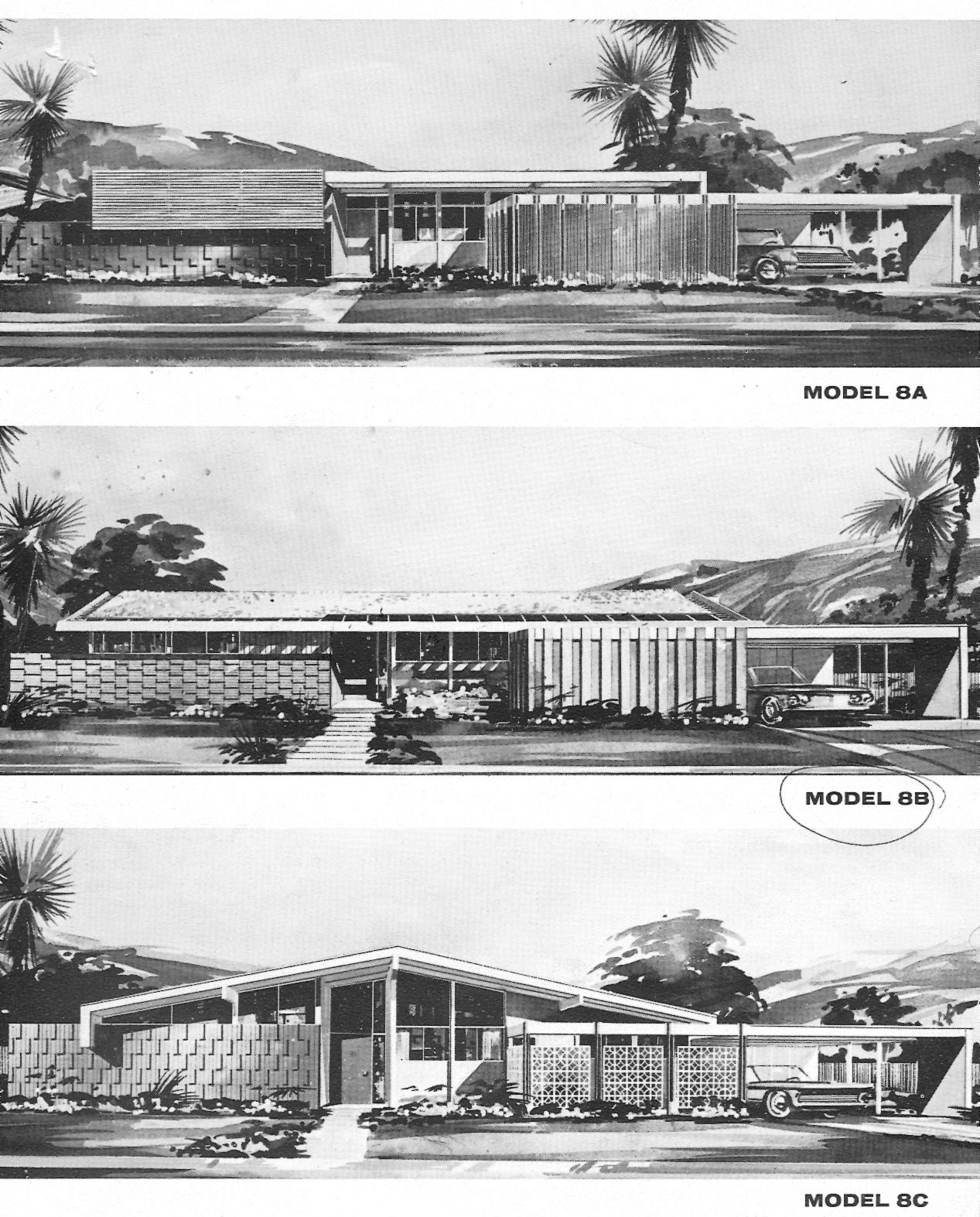 WILLIAM KRISEL Vintage House Plans Pinterest Mid century