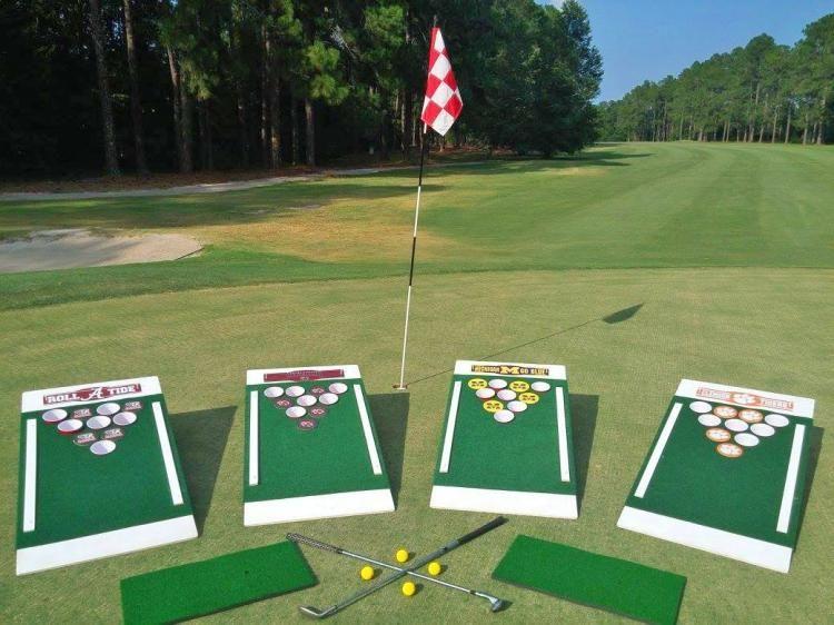 Golf golfstretches Golf drinking game, Golf ball crafts