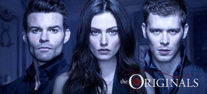 The Originals Assistir 1 A 4 Temporada Dublado Legendado