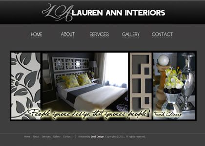 Best Interior Design Portfolio Websites How Choose The Website Template