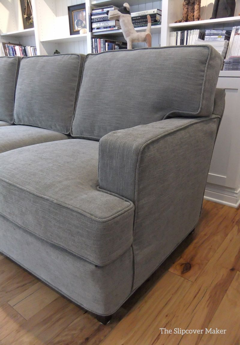 Pottery Barn Couch Slipcover My Way Furniture Slipcovers Slip