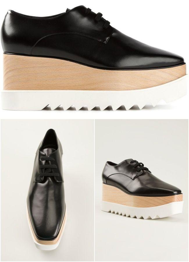 Sapato tendência: Oxford