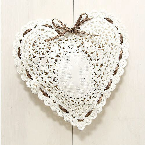 Paper Doily Craft Idea This Is So Cool And Would Not Cost Much At