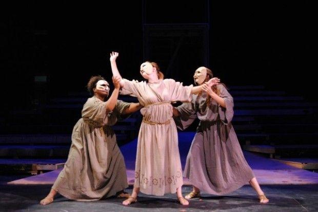Greek Theater Chorus
