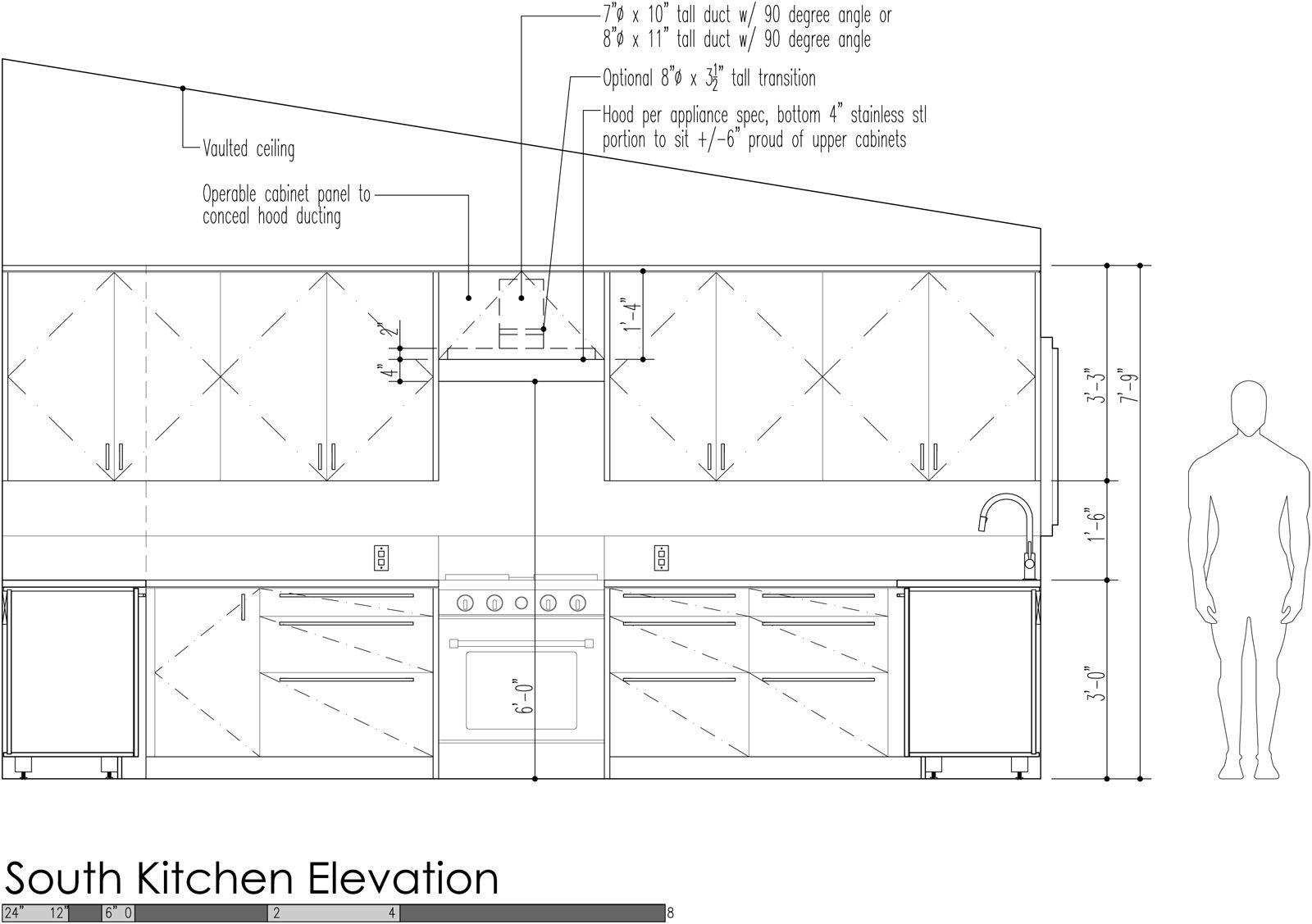 Design Strategies For Kitchen Hood Venting Kitchen Cabinets