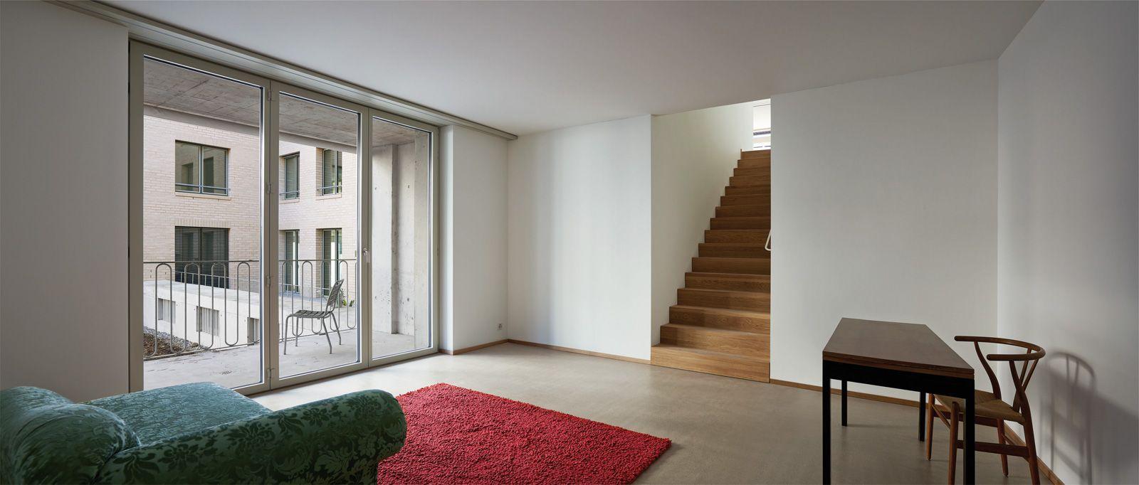 Wohnüberbauung BrunnmattOst, Bern Esch Sintzel Architekten