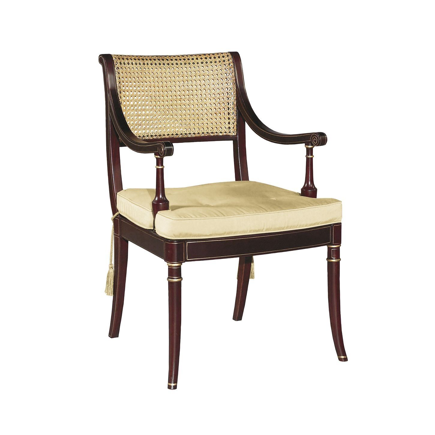 Stewart Arm Chair By Hickory Chair Pearson Maitland Smith Custom Dining Chairs Hickory Chair Furniture
