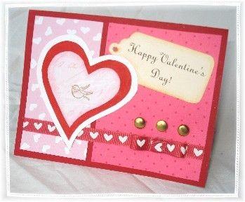 Unique Homemade Valentine Cards and Design Ideas  Cards  Love