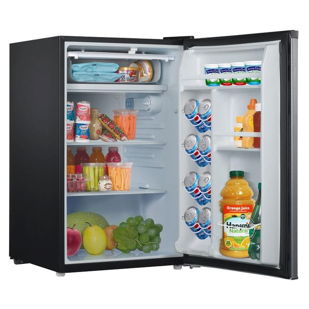 Whirlpool 4 3 Cu Ft Mini Refrigerator Single Door Only In