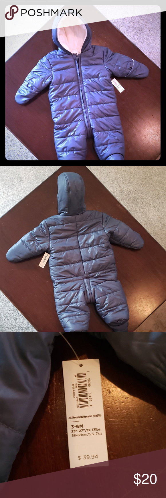 67b76d37aa65 Old Navy Snow Suit New insulated snow suit Old Navy Jackets   Coats ...