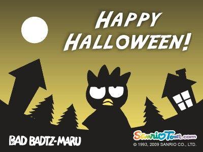 Helloween badtz maru Sanrio, Hello kitty, Kitty