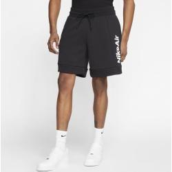 Photo of Nike Air Fleece-Shorts für Herren – Schwarz Nike