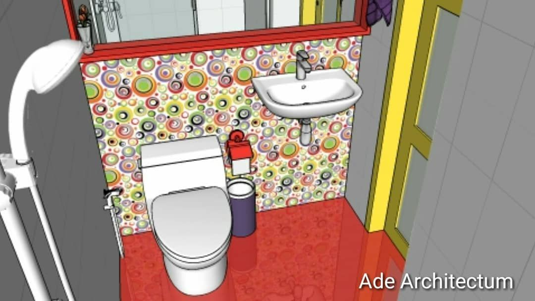 Desain Kamar Mandi Rumah Type 30 - Desain Kamar dan Ruang