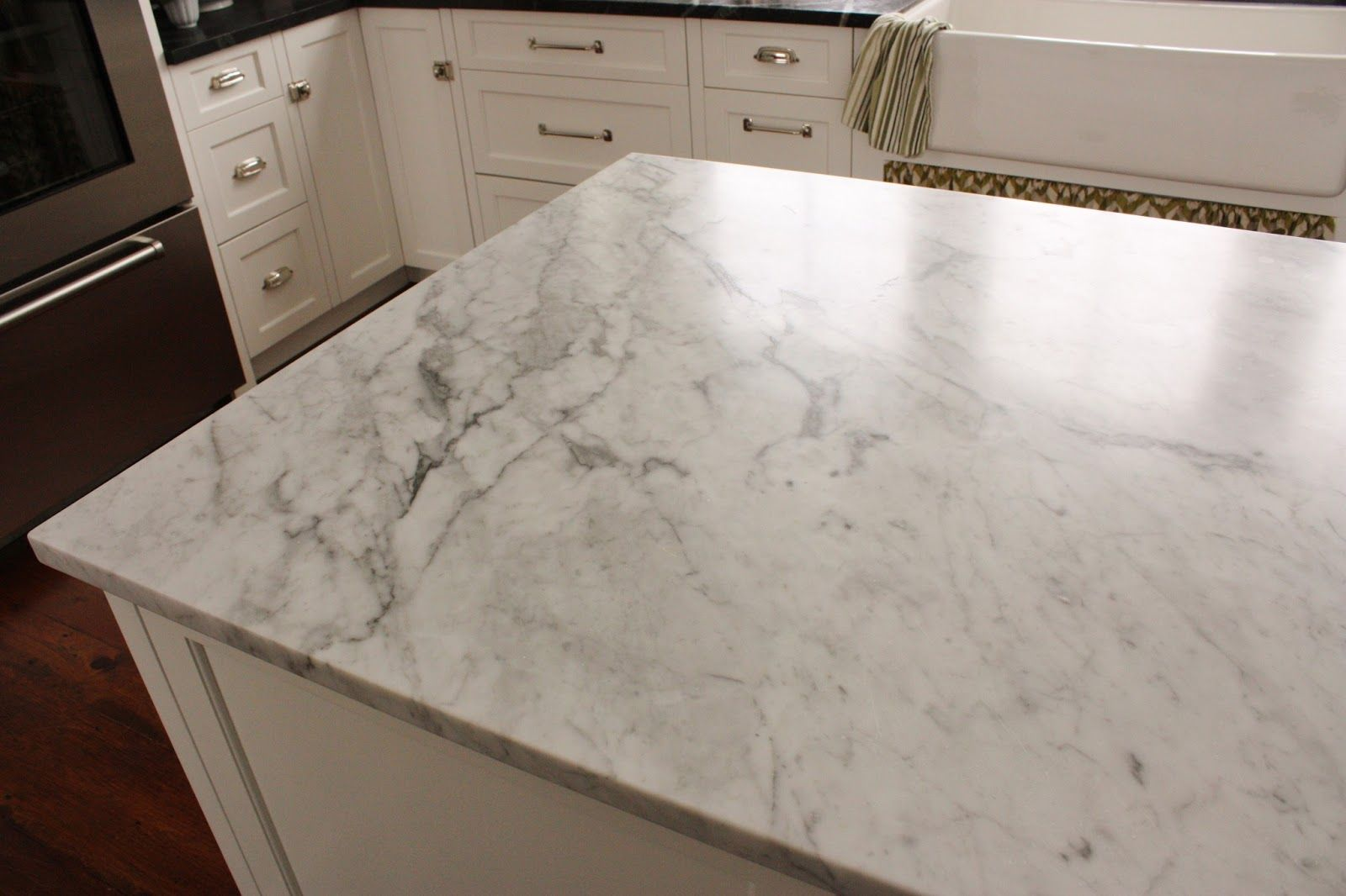 Carrara Marble Laminate Countertops Kitchen Ideas