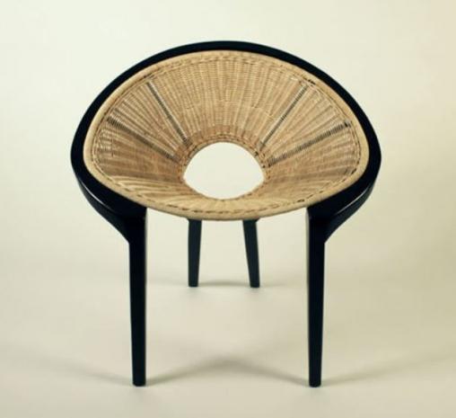 Woven accent chair - #chair #chairideas #chairdesign #design #chairinspiration #designchairs #furnituredesigns