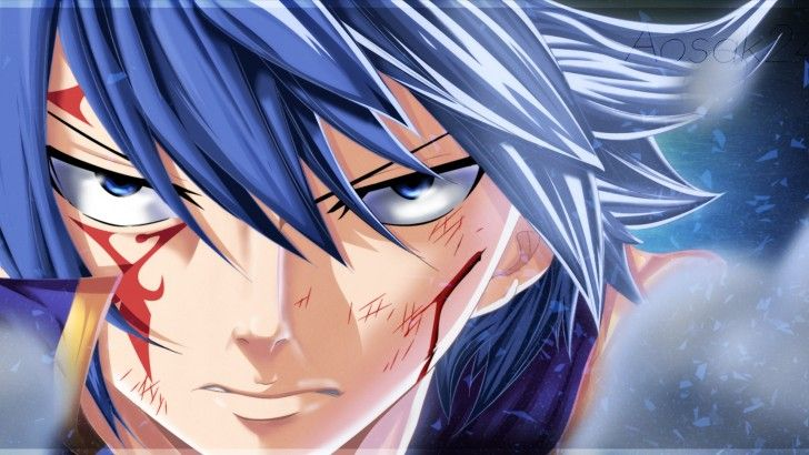 Jellal Fernandes HD Anime 1920×1080 Fairy Tail