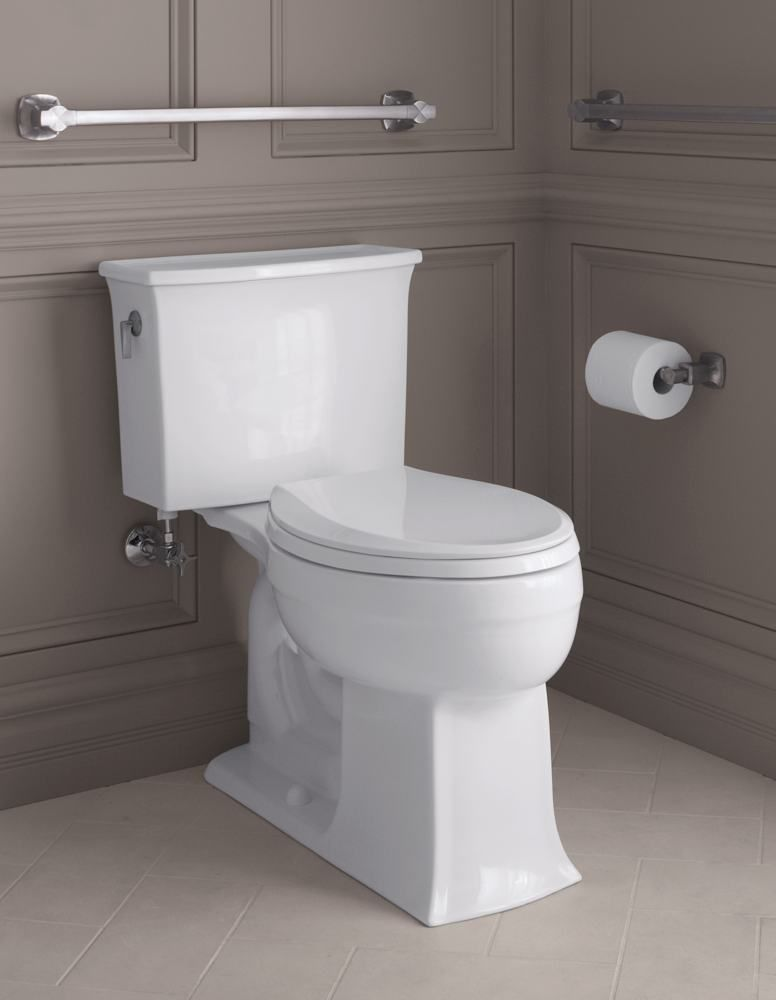 Fabulous Archer Comfort Height Toilet Toilet For Master Bathroom Bralicious Painted Fabric Chair Ideas Braliciousco