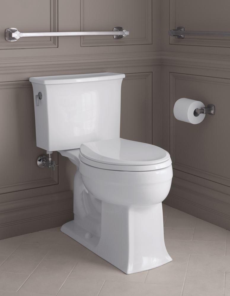 archer comfort height toilet - Toilet for Master Bathroom + Boys Bathroom