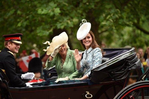 Kate Middleton Photos - Trooping The Colour - Zimbio