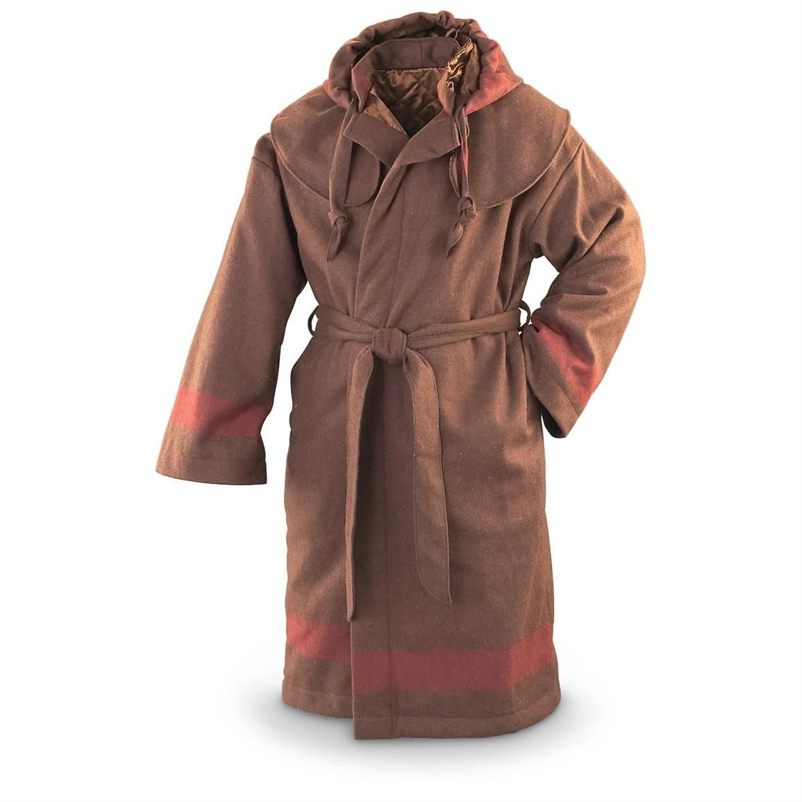 Original Mountain Man Hooded Capote - 585812, Jackets/Coats at Sportsman's  Guide