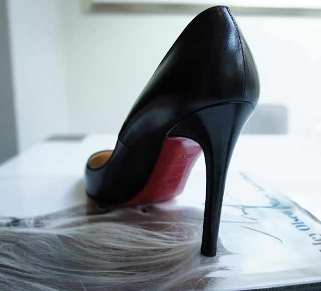 my new Louboutins!!!