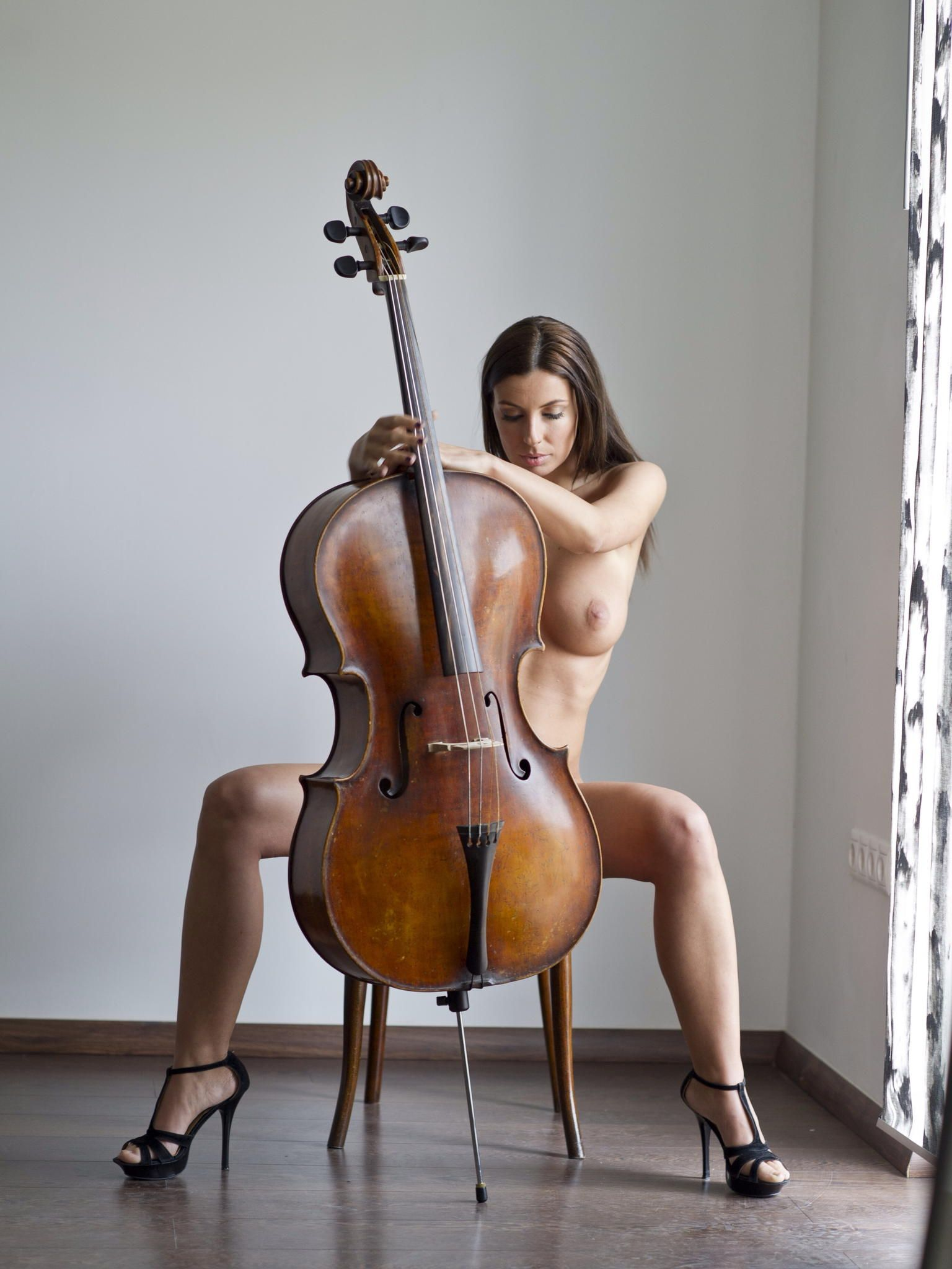 from Jayce lessons on the cello porn