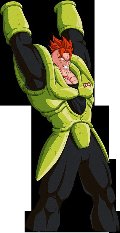 Android 16 Render 9 Dokkan Battle By Maxiuchiha22 On Deviantart Dragon Ball Dbz Dragon