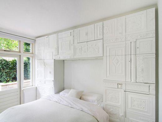 kast om bed gebouwd bedroom pinterest bedrooms attic and