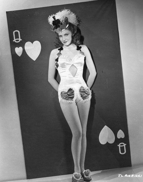 Valentine's Day ~ Joan Leslie...