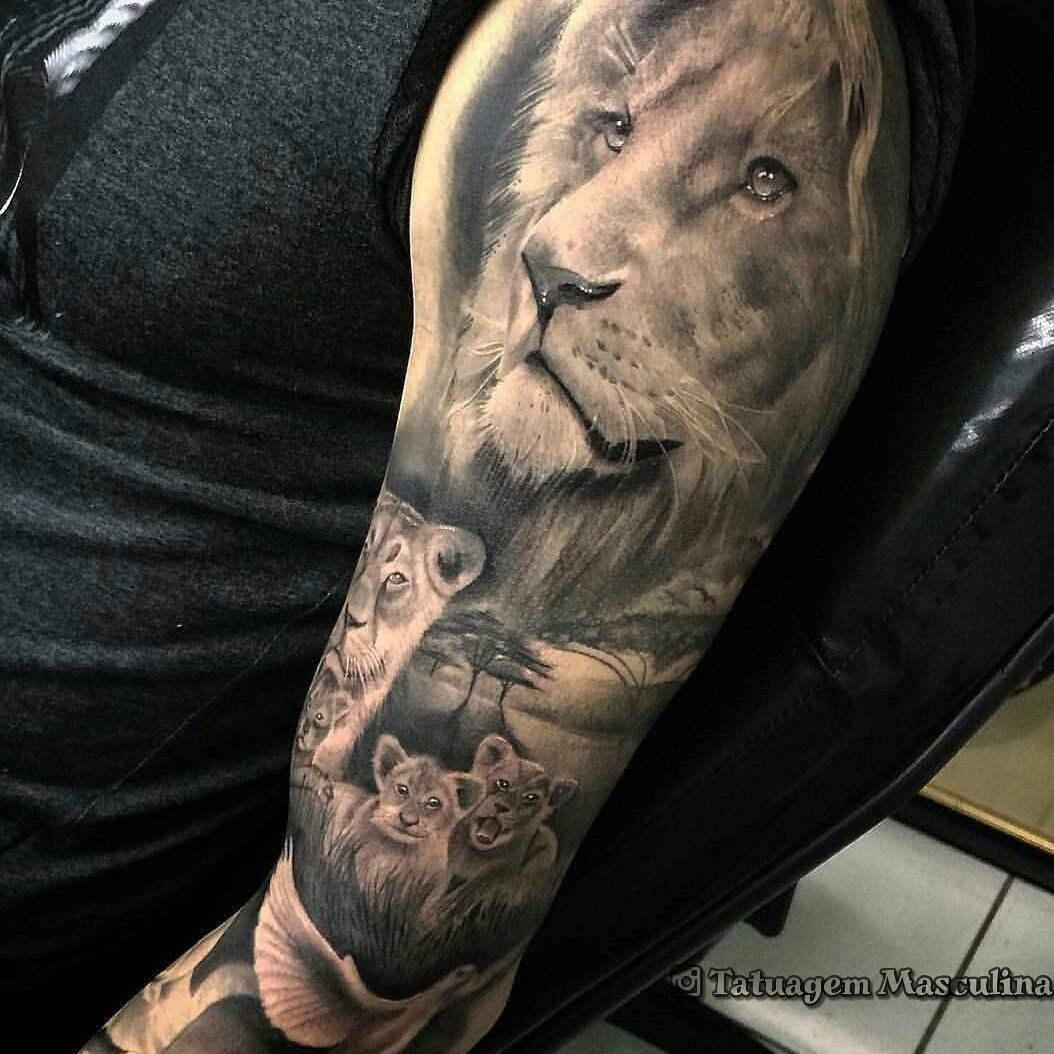 Julio Goncalves Tatuagem Masculina
