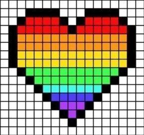Pin By Cande On Pixel Art Easy Pixel Art Pixel Art