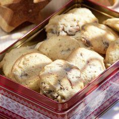 Margarethen-Plätzchen #Weihnachtsbäckerei