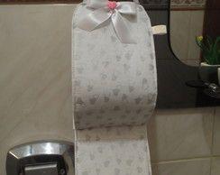 Porta papel higiênico R$ 25,00 http://www.elo7.com.br/categoria/casa/porta-papel-higienico TRAMASETECIDOS