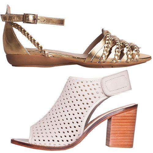 Calzado Lucerna Verano 2016 - Moda en Sandalias de Cuero