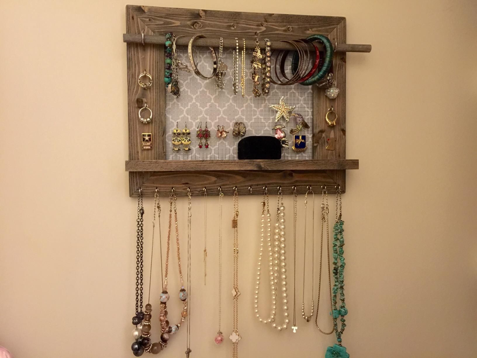 Jewelry Racks Display