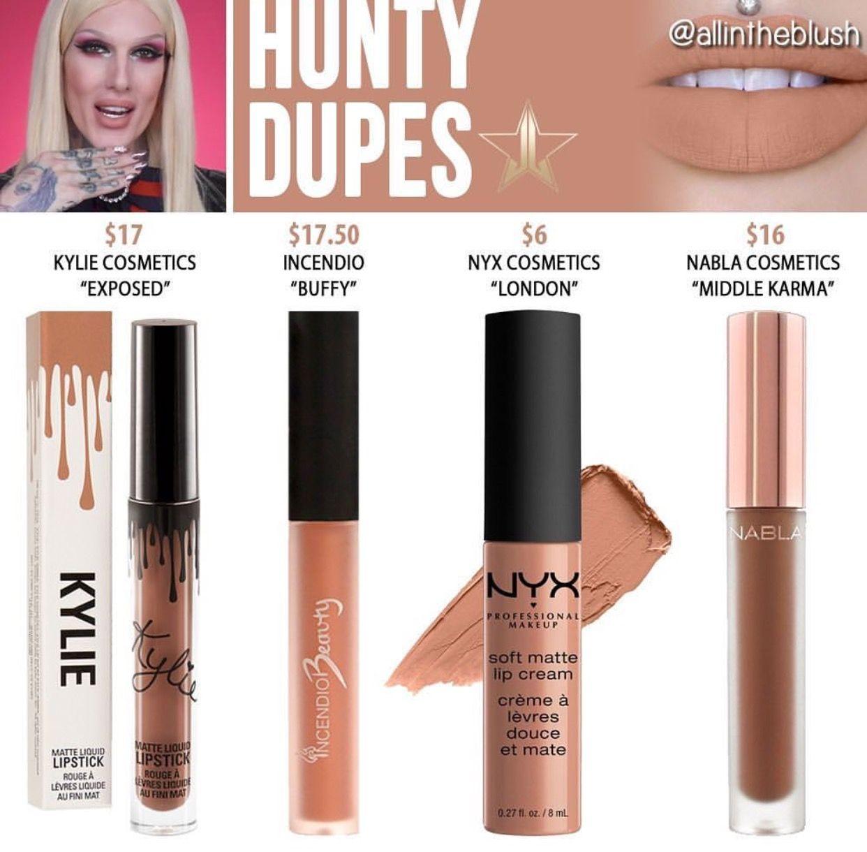 Jeffree Star Cosmetics Velour Liquid Lipstick Im Nude