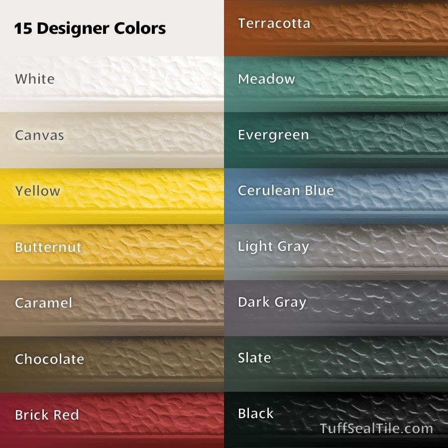 Great easy to install durable flooring in 15 fun colors for a great easy to install durable flooring in 15 fun colors for a garage dailygadgetfo Choice Image