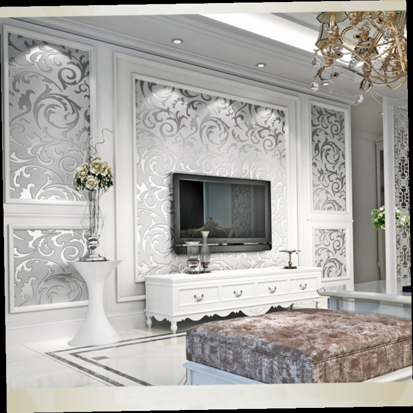 Large 3d European Pearl And Rose Jewelry Tv Background: Pin By Tracy Kerth On Pretty Decor Ideas