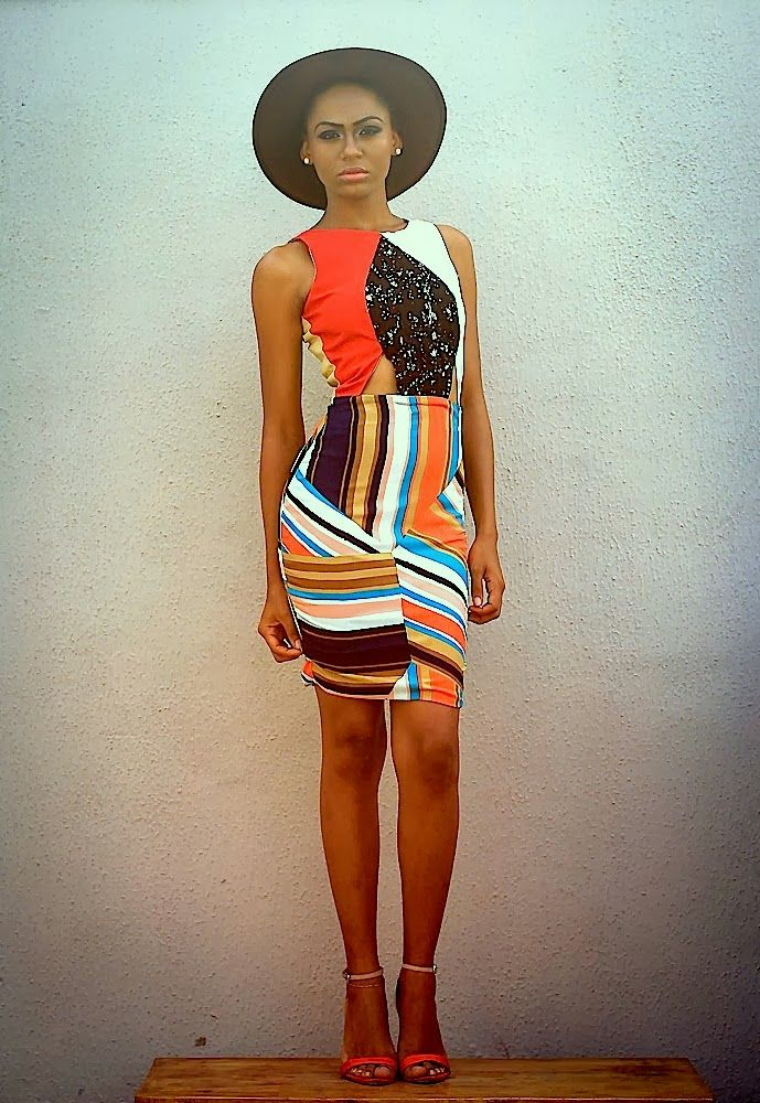 Kitenge dress from Rwanda #AfricanPrints #kente #ankara #AfricanStyle #AfricanInspired #
