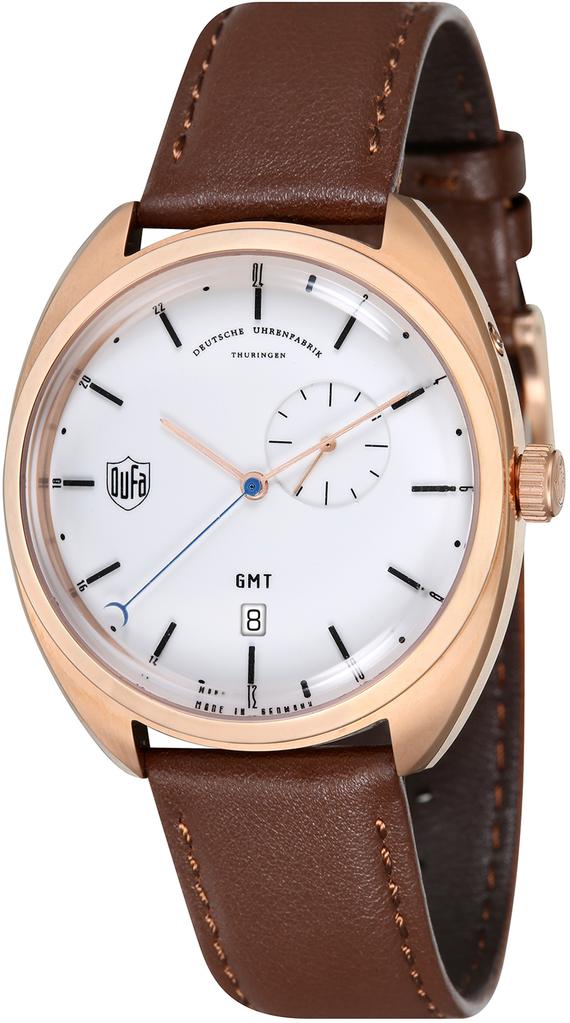 DUFA Gotha GMT Men's Quartz Watch
