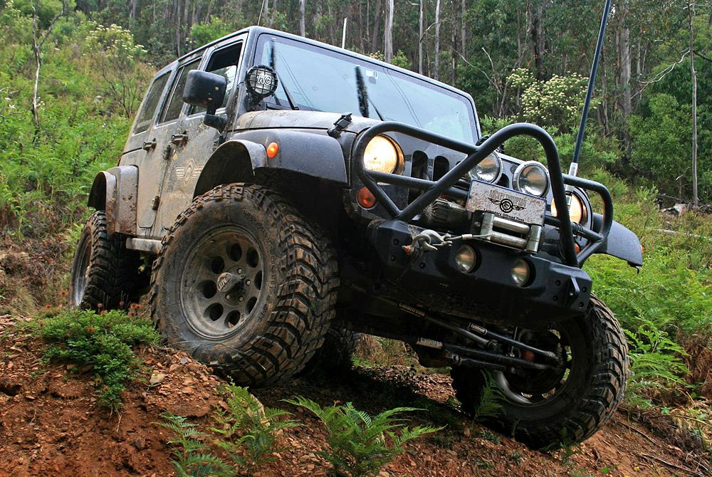 Jeep® Wrangler Unlimited comes with a wide range of Best