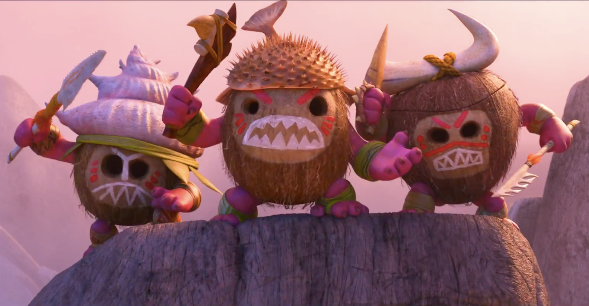The New Moana Trailer Introduces the Kakamora, Which Look